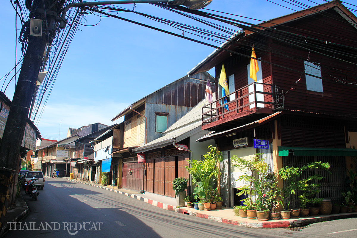 Trat Wooden Houses