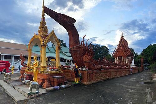Ubon Ratchathani Wat Ban Na Mueang