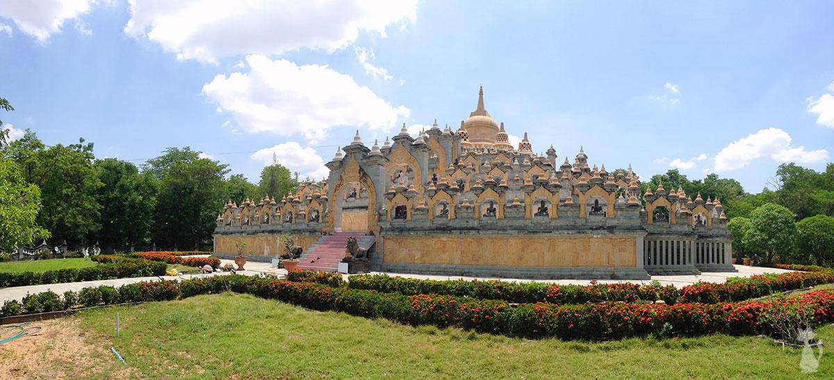 Wat Pa Kung Roi Et
