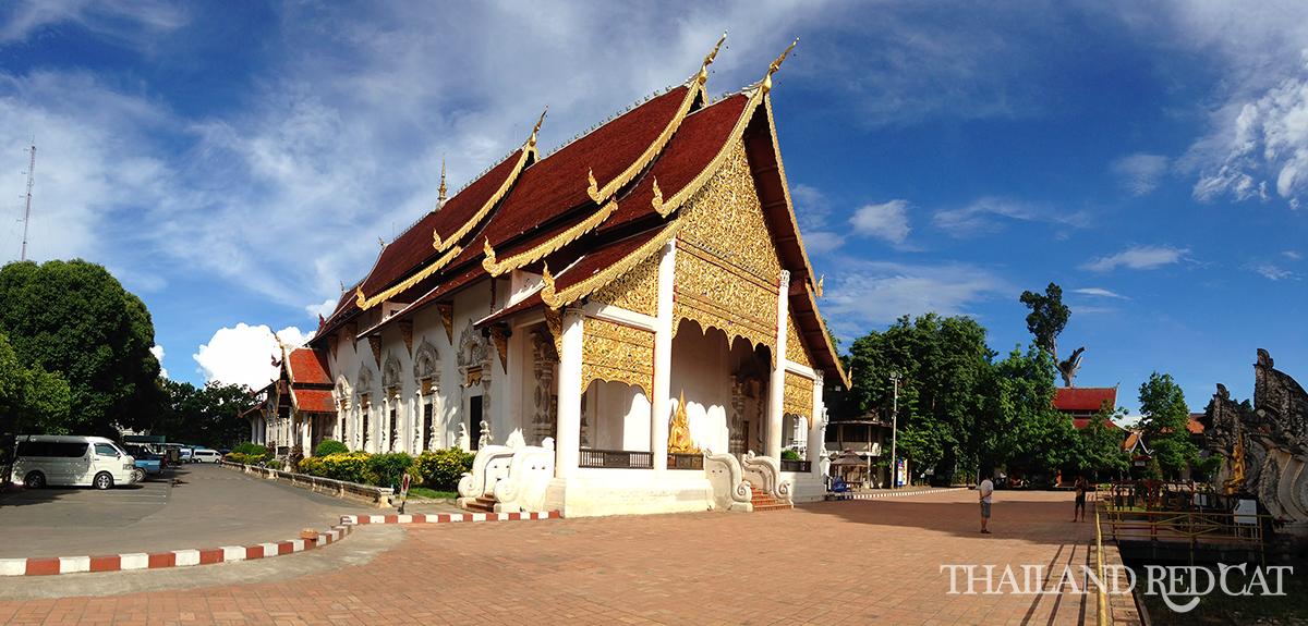 Wat Phra Kaew Chiang Mai