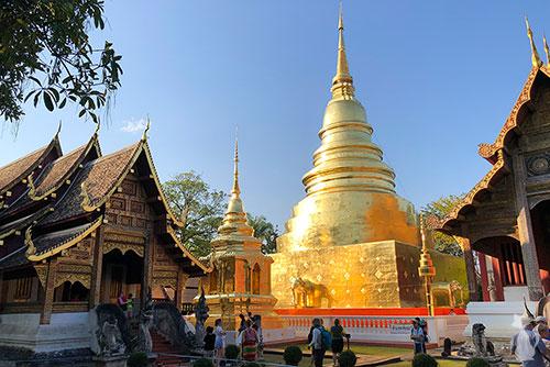 Wat Phra Singh Chiang Mai