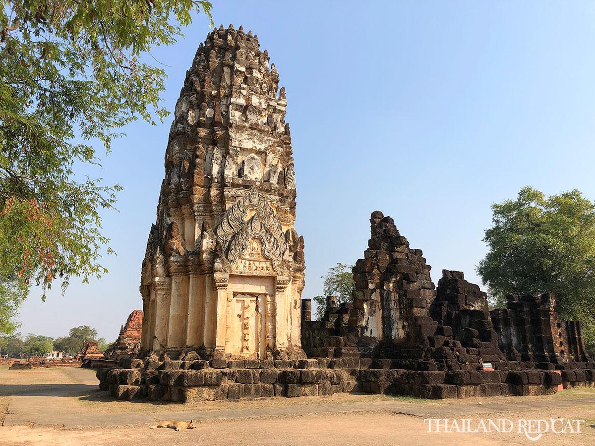 Wat Phraphai Luang Sukhothai