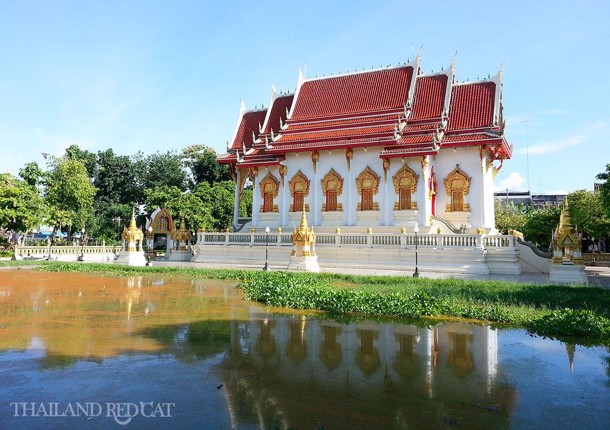 Wat Ratchathani Sukhothai