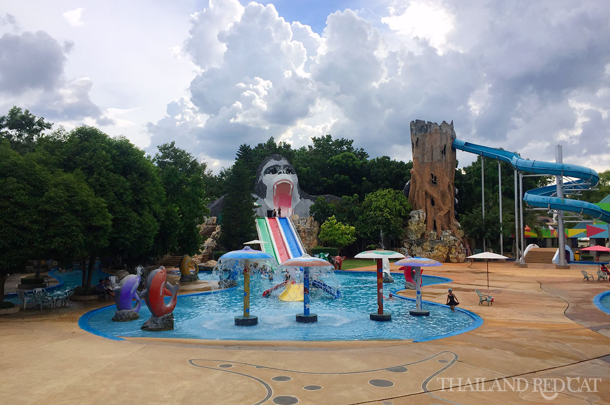 Water Park in Korat